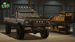 [IR] 1993 DE-250 Pickup