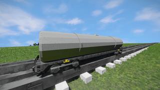 Freight Vagon tank V2