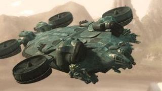 Dragon Assault Ship from AVATAR