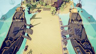 pirate ship 2 (MY SECEND pirate battle)