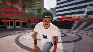 Tommy Bahamas Shirts and Shit pack 1