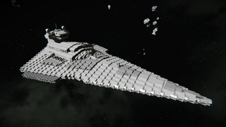 S.WARS Victory Class Star Destroyer