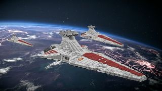 Venator I Star Destroyer