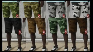 Shorts Camo