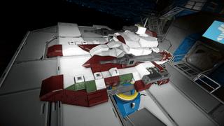 Star Wars the Clone Tank TX-130 Batteltank
