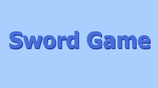Sword Game (Gun Game) Mode