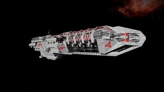 Epsilon Class Frigate MKXV