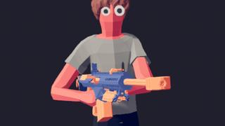 Nerf Kid