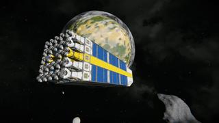 Respawn Space Pod