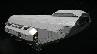 Intruder-Class Mk 3 Transport Vessel