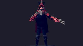 dream Demon knight