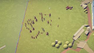 Battle for the ancient sandbox