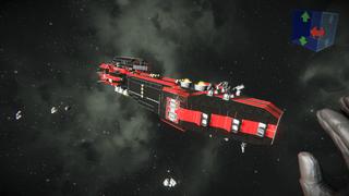 amber class cruiser - profen