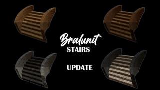 XXL Map Editor DLC - Bralunit Stairs
