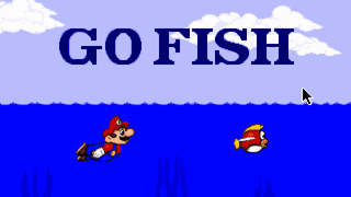 Go Fish Mario