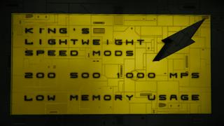 -KING's- Lightweight 4x Speed Mod (WIP)