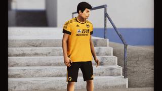 Wolves Adidas Football Kits 20/21