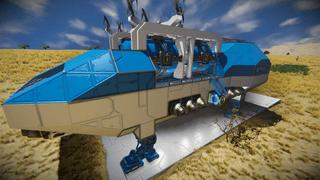 The Humpback (Atmo) Hydrogen Transporter