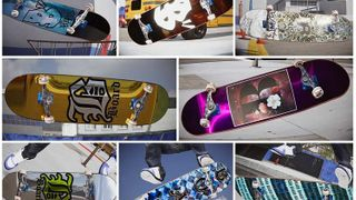 BOARD Decks Foil N Matte Series