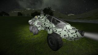 LFW Reconnaissance Raptor Buggy