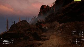 Desert Trails (WIP) - A PiX3LMonkey Map