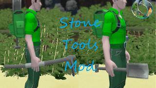 Stone Tools Mod x8.0