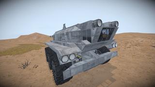 Bohemyth survival rover