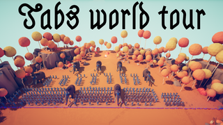 tabs world tour