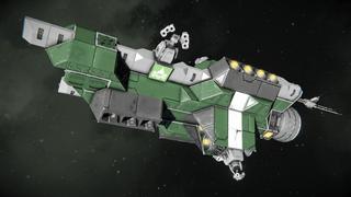 G-70 'Coq' Gunboat