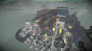 Lancer mining platform