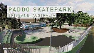 Paddo Skatepark, Australia