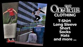 One Year - Clothing #1