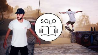 Solo Skate Mag - Tshirts and Hat