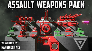 Assault Weapons Pack