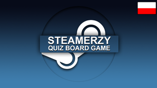 Steamerzy - Quiz Board Game (Polish Version)