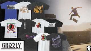 Grizzly 2021 T-shirt pack 1