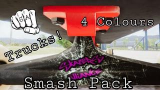 Trucks Drop - Smash 4 Colours