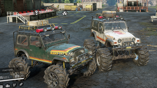 PC only Jeep Max Pack