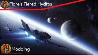 Flare's Tiered Hydrogen Thrust