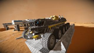 Mobile Mining Base