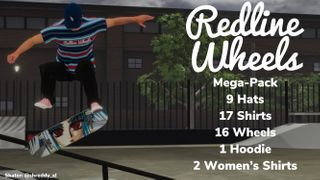 REDLINE WHEELS MEGA-PACK