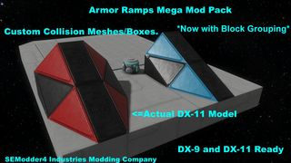 Reworked Armor Ramps Mod