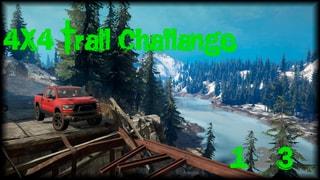4x4 Trail Challenge Region