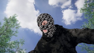 Huf - Transit Ski Mask