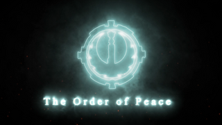 The Order of Peace main menu video