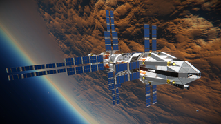 Interplanetary Explorer Azhdarchidas
