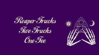 Reaper Trucks Planchette Drop