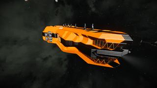 Envoy Class Diplomatic Cruiser
