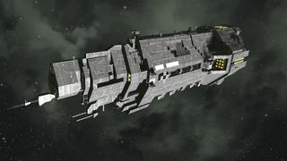 Halcyon-Class Light Cruiser(UNSC Pillar of Autumn)