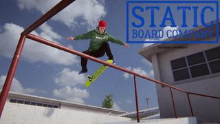 Static Board Company Gear Drop